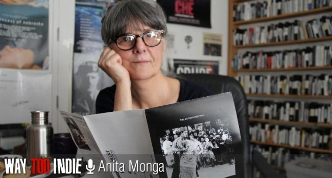 Anita Monga On the 2014 SF Silent Film Festival
