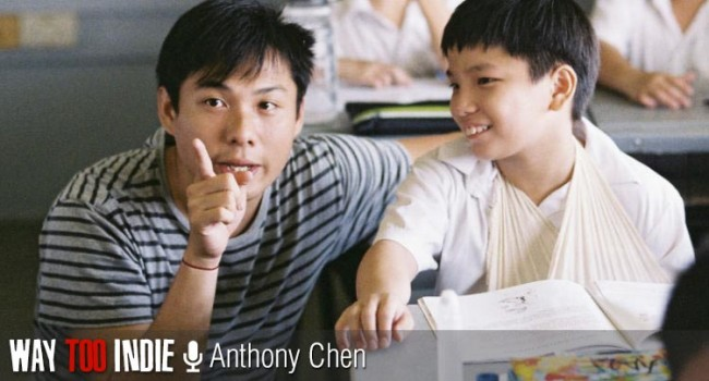 Anthony Chen Talks 'Ilo Ilo', Protecting His Humility
