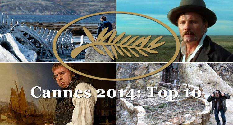 Top 10 Films From Cannes 2014