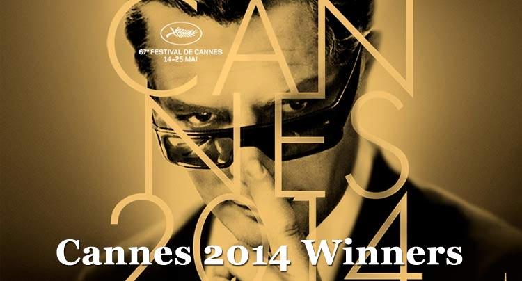 2014 Cannes Film Festival Winners