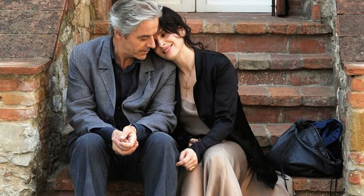 Certified Copy movie