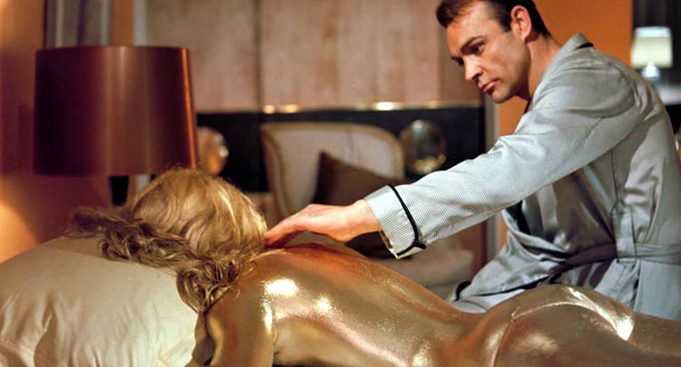 Goldfinger movie