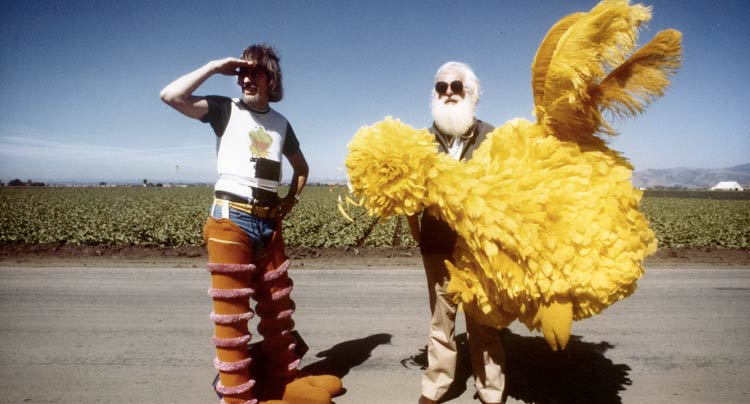 I Am Big Bird documentary