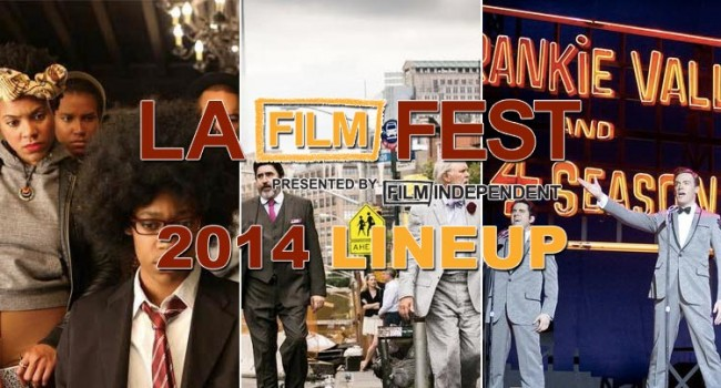 Los Angeles Film Festival 2014 Line-Up