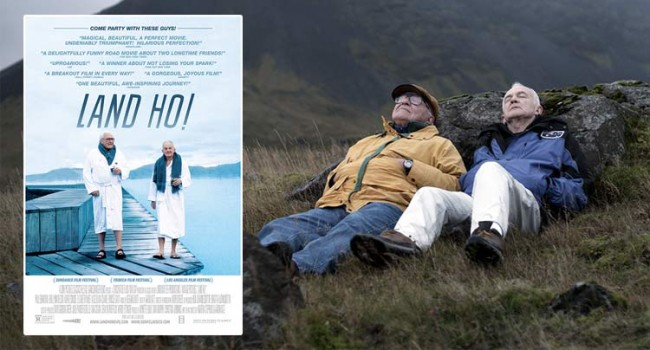 Trailer and New Poster For Sundance Comedy 'Land Ho!'