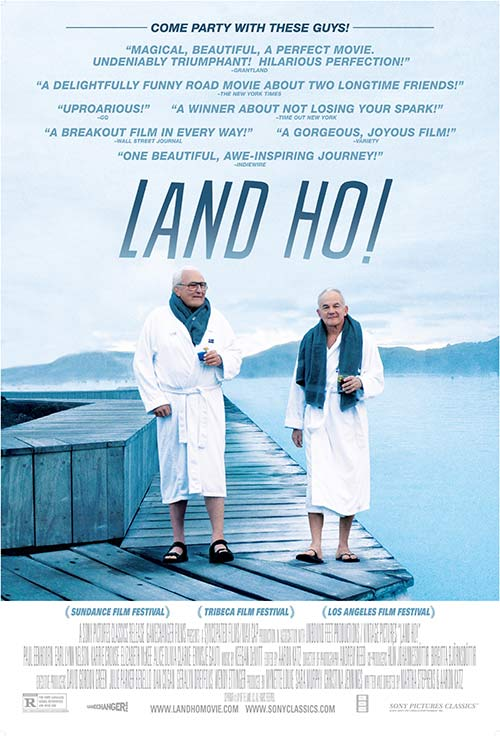 Land Ho movie poster