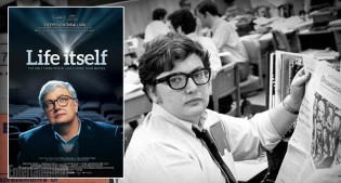 New Poster for Roger Ebert Documentary 'Life Itself'