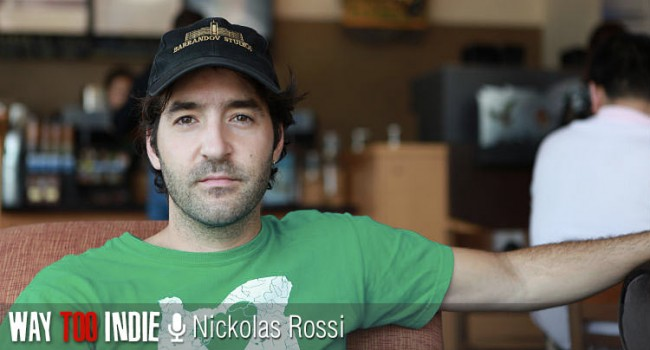 Nickolas Rossi On Honoring the Musical Legacy of Elliott Smith