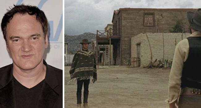 Quentin Tarantino to Host 'A Fistful of Dollars' Screening In Cannes