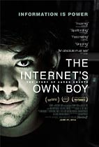 The Internet's Own Boy: The Story of Aaron Swartz movie