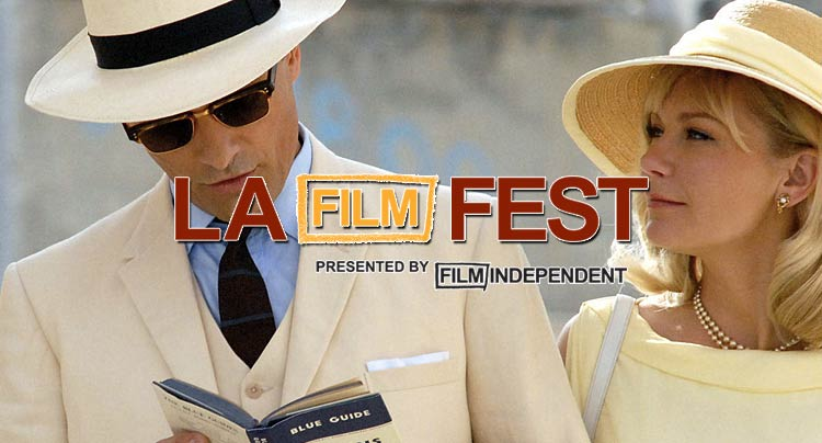 LAFF 2014: The Two Faces of January Film Festival