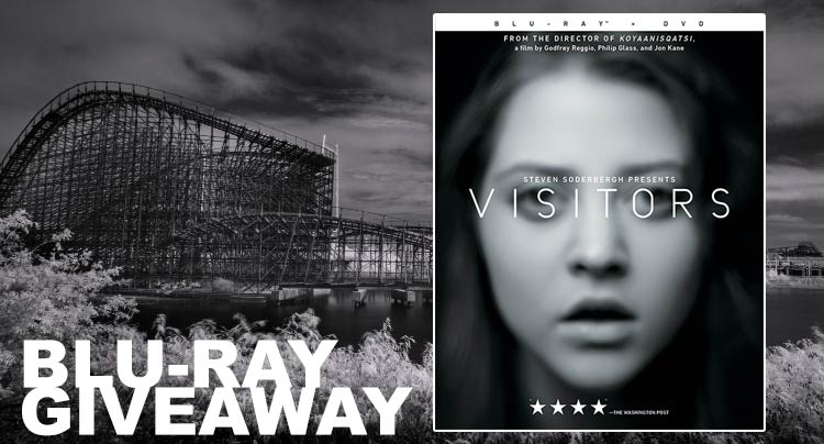 Giveaway: Visitors Blu-ray Combo Packs News