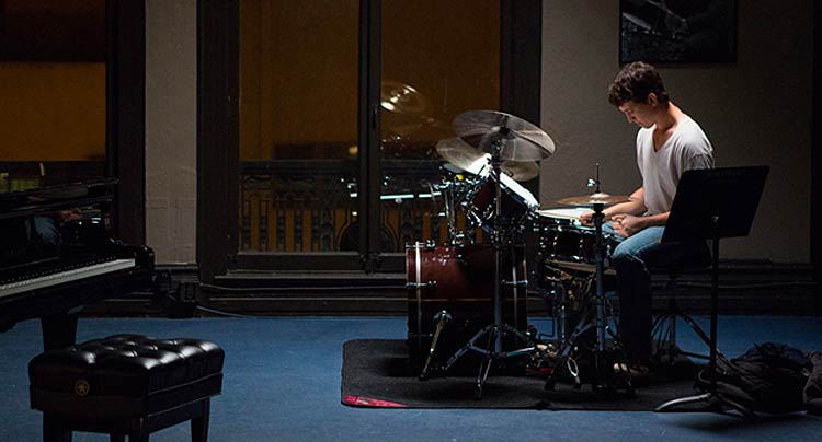 Whiplash indie movie