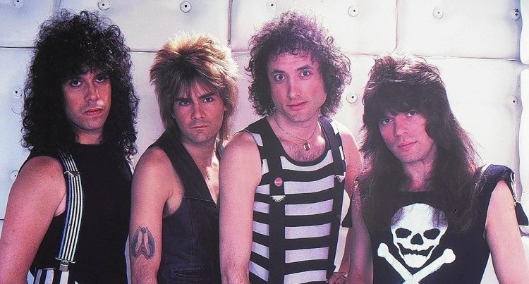 Well now you're Here, There's No Way Back – The Quiet Riot Movie