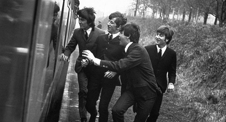 A Hard Days Night film