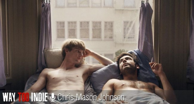 Chris Mason Johnson On 'Test', The Camera as a Moving Body