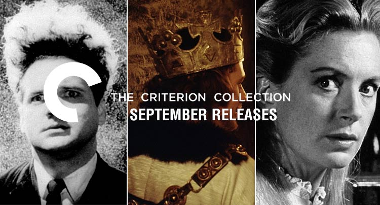 Criterion September 2014 Releases Announced