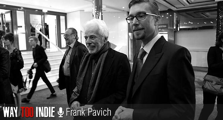 Frank Pavich Talks 'Jodorowsky's Dune' Interview