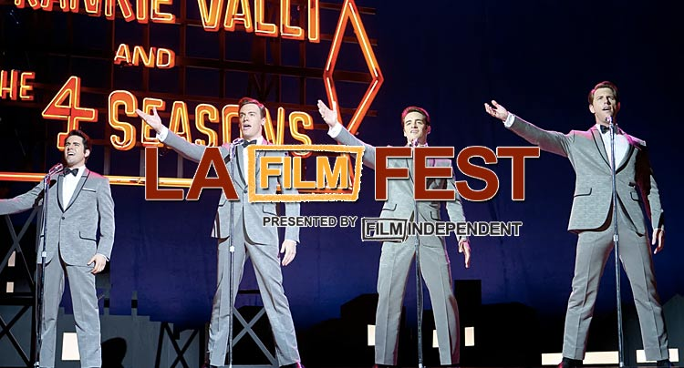 LAFF 2014 Closing Night: Jersey Boys Film Festival