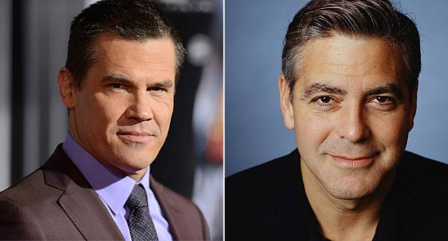 Josh Brolin Joins George Clooney in Coen Bros Film
