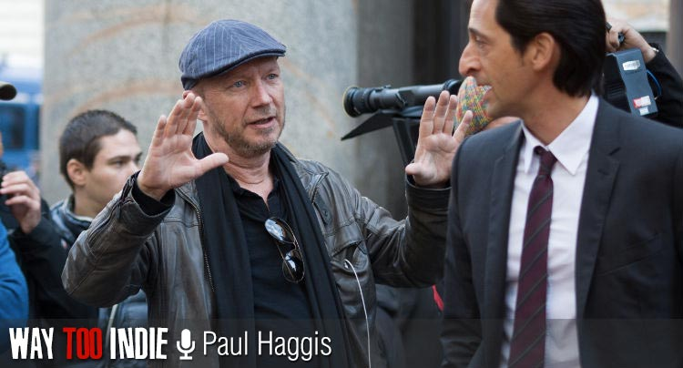 Paul Haggis on 'Third Person', Unstoppable Love (Part 1)