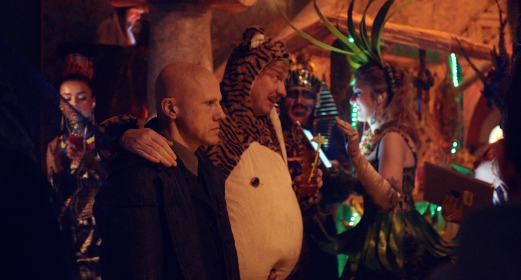 New International Trailer for Terry Gilliam's 'The Zero Theorem'