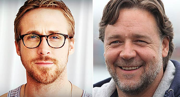 Ryan Gosling, Russell Crowe to star in Shane Black's Next Film?