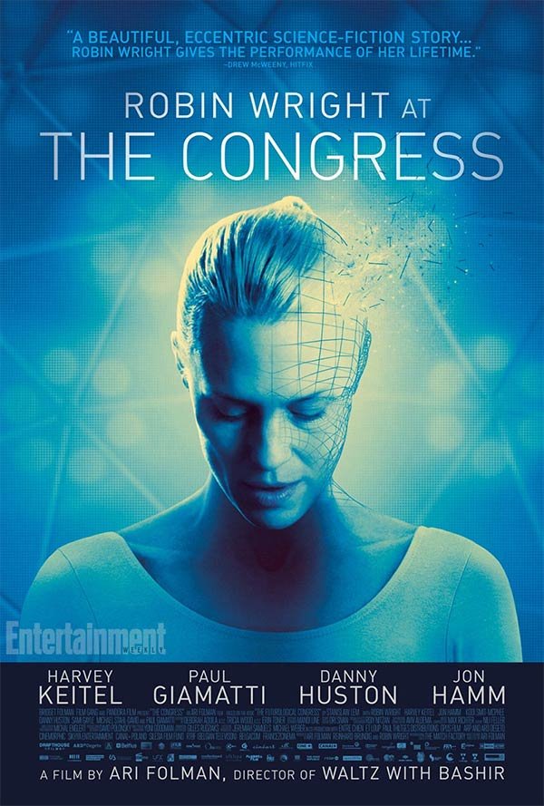 The Congress movie poster