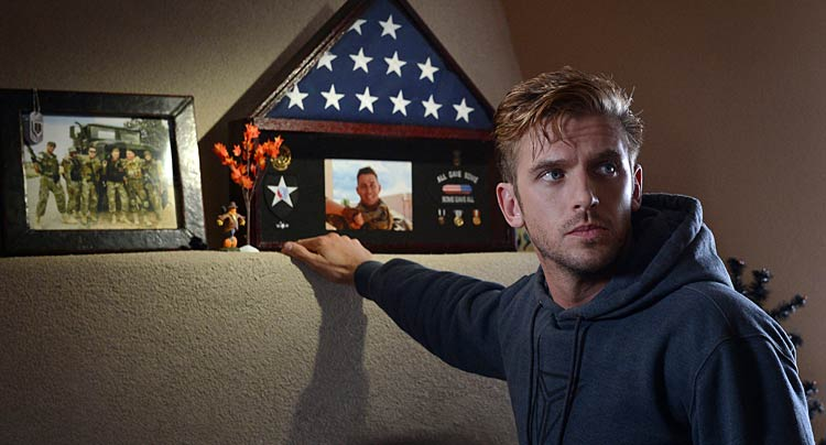 The Guest 2014 movie still
