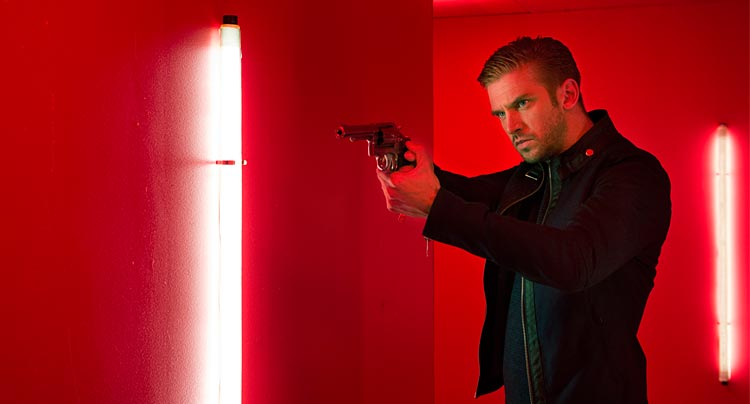 Teaser Trailer and Images for Adam Wingard's Throwback Thriller 'The Guest'