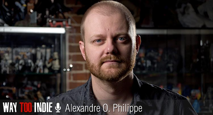 'Doc of the Dead' Director Alexandre O. Philippe Explains Why Zombies Are So Interesting Interview