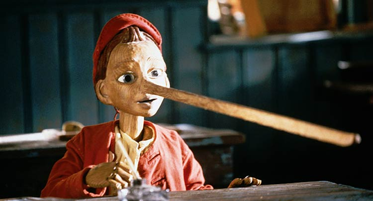 The Adventures of Pinocchio movie