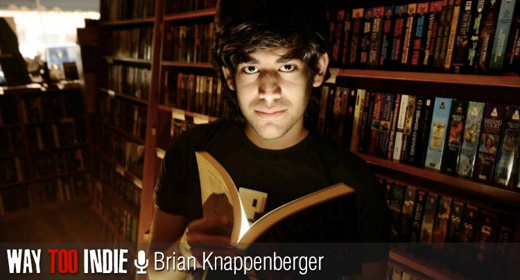 Brian Knappenberger Talks 'Internet's Own Boy' (Part 2) Interview