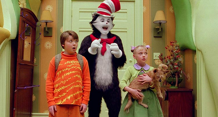 Cat in the Hat 2003 movie