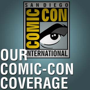 Comic-Con coverage