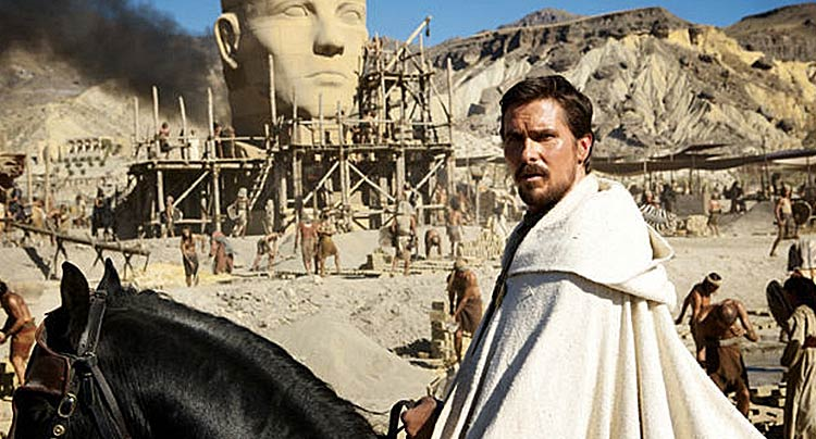 Watch: Trailer for Ridley Scott's 'Exodus: Gods and Kings'