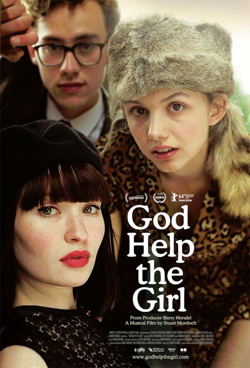 God Help The Girl movie poster