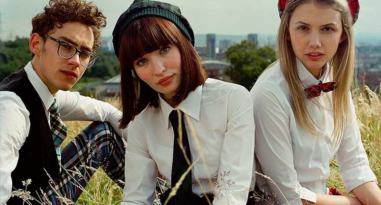 New Trailer & Poster for 'God Help The Girl' Starring Emily Browning News