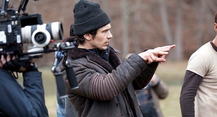 James Franco directing
