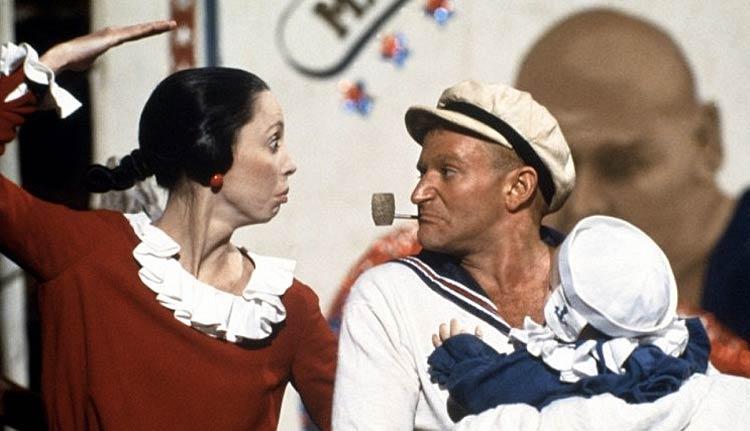 Popeye movie