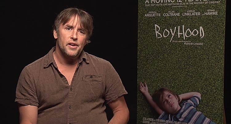 "Richard Linklater on How to Handle Talkers in His ""Don't Talk"" PSA for Alamo Drafthouse"