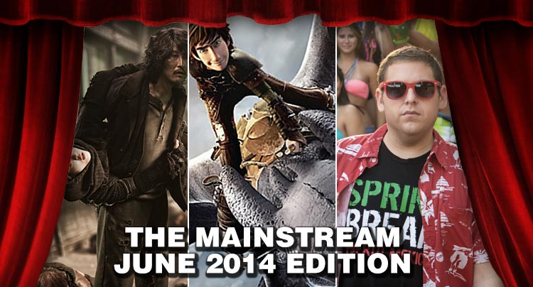 The Mainstream: June Recap & July Preview Features