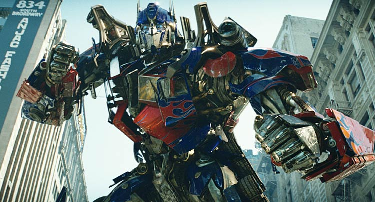 Transformers movies