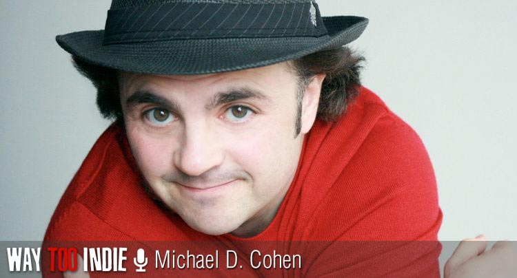 """Brain Spotting"" With Michael D. Cohen"