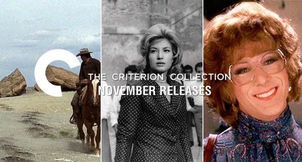 Criterion Collection Announces November 2014 Releases