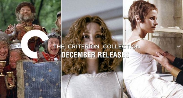 Criterion Collection Announces December 2014 Releases