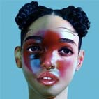 FKA twigs – LP1 album cover