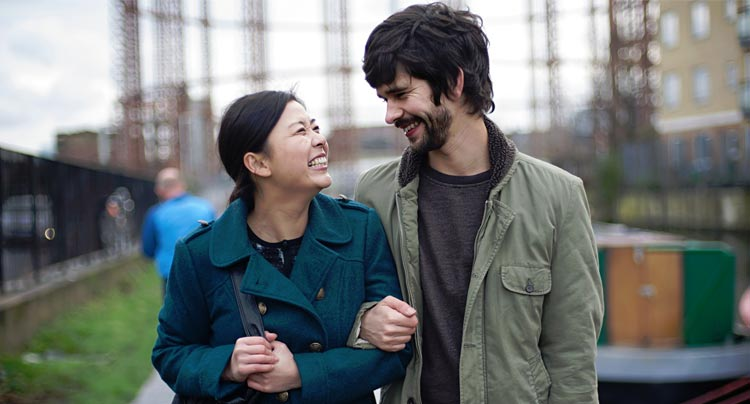 Lilting indie movie