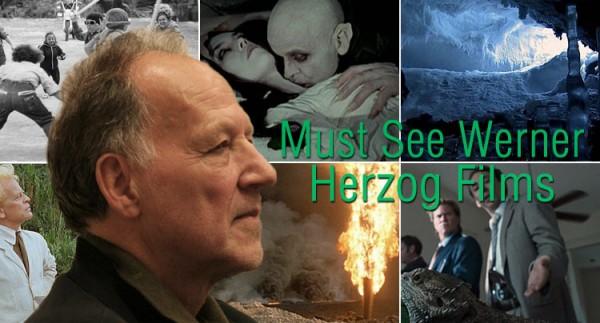 20 Must See Werner Herzog Films