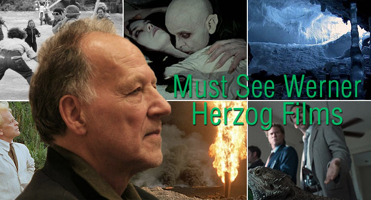 20 Must See Werner Herzog Films Features